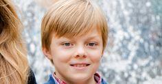 Claus-Casimir van Oranje-Nassau, 11 ans, né en 2004