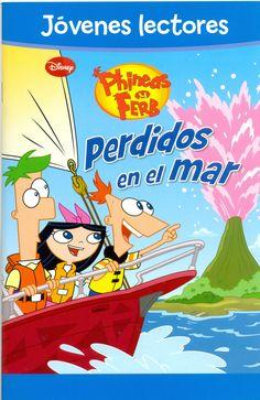 ¡Únete a Phineas y Ferb en esta aventura en la isla!