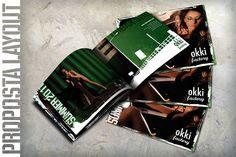 Glasses Catalogue (Demo - Mockup)