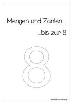 Endlich Pause 2.0: Mengen und Zahlen bis 8