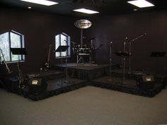 Youth Ministry Room Ideas