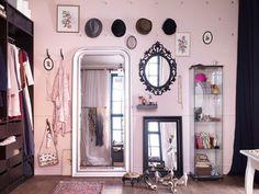 Des rangements féminins pour la chambre - Ikea : le meilleur des nouveautés 2015 en 30 photos - CôtéMaison.fr