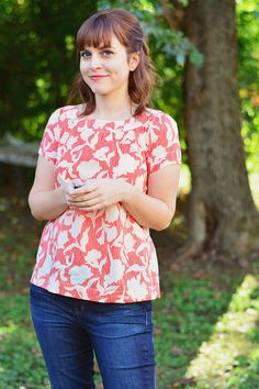 fancy tiger sailor top by miss make