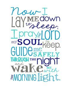 prayer for good sleep - Szukaj w Google