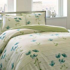 Have to have it. City Scene Surrey Garden Cotton Bedding Set - $59.99 @hayneedle