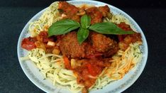Spaghetti, Beef, Ethnic Recipes, Food, Red Peppers, Meat, Essen, Ox, Ground Beef