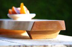 Serving Board - Apple Wood