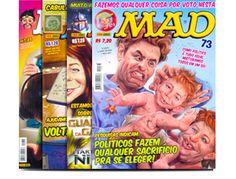 Assine MAD - Central de Assinaturas da Panini Brasil