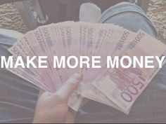 How To Make More Money (on top of my salary)