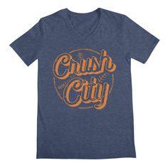 Crush City Men's by reneenee