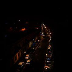 Good Night 📱🚚🚘🚙 #goodnight #lights #valencia #night #wiev #lights #street #AvenidaMalvarossa #roof #cityofthenight #car #peace #silence #socialnetwork #pinterest #instagram #tumblr #twitter #life #new #stopday #mybloglifestyle #valencia #mypassionphoto #live #iphone7plus #followers #followme #finish #rekax