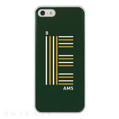 "【【iPhone5s/5 ケース】アルファベットシリーズ Designed by 「BEAMS」 for iPhone 5s/5 ""E""】「BEAMS」のそれぞれの文字を違ったフォント、カラーで表現 …"
