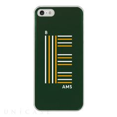 "【【iPhone5s/5 ケース】アルファベットシリーズ Designed by 「BEAMS」 for iPhone 5s/5 ""E""】「BEAMS」のそれぞれの文字を違ったフォント、カラーで表現 …"