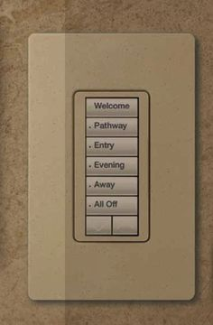 The Lutron RadioRA 2 wireless system offers light, shade, temperature and appliance controls from a variety of wall-mounted keypads and handheld remotes within the house, or from anywhere on the road using the Lutron Total Home+ mobile app.