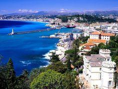 Coastal Nice - France