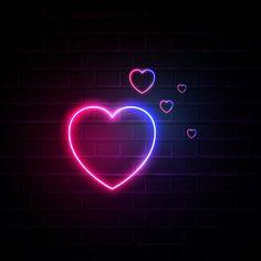 Pink Neon Wallpaper, Cute Black Wallpaper, Cute Emoji Wallpaper, Lit Wallpaper, Beautiful Nature Wallpaper, Heart Wallpaper, Galaxy Wallpaper, Background Wallpaper For Photoshop, Iphone Background Images