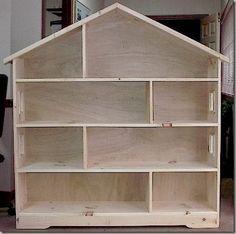 P i g t o w n * D e s i g n: Paper-Doll-House