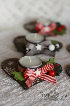 Image uploaded by Lizzy Leona on We Heart It Christmas Candle, Christmas Love, Handmade Christmas, Christmas Holidays, Merry Christmas, Christmas Ornaments, Theme Noel, Diy Candles, Christmas Inspiration