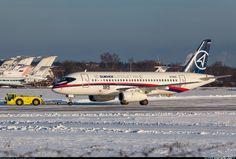 Sukhoi SSJ-100-95B Superjet 100 (RRJ-95B)
