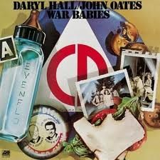 Hall & Oates - Johnny Gore and the 'C' Eaters (from the War Babies album)