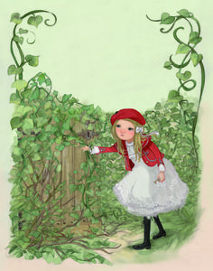The secret garden by SIMONA BURSI