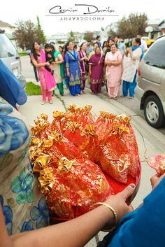 Simran & Aminder - Punjabi Wedding Traditions in Calgary | Cosmin Danila Photography - I See Beautiful People