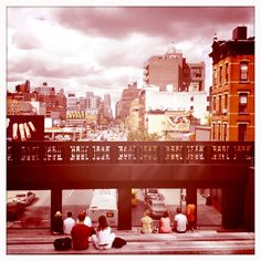 The High Line - Chelsea - NY