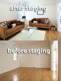 Stage Your Home for sale