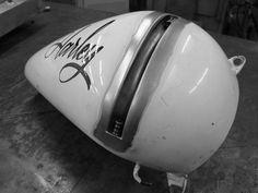 Gas Tank Fuel Sight