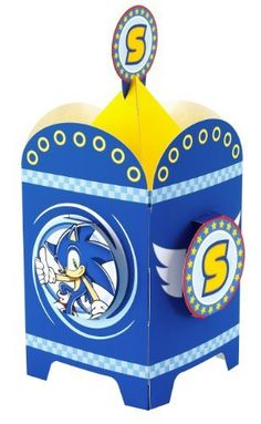 Sonic the Hedgehog Centerpiece by BirthdayExpress. $6.50. Sonic the Hedgehog Centerpiece