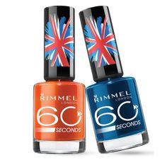 Rimmel Nail Polish--my kind of manicure. Rimmel Nail Polish, Rimmel London, Spring Makeup, Rich Girl, Light Purple, Pretty Nails, Beauty Makeup, Manicure, Skin Care