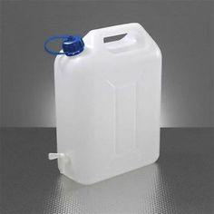 15 Litre Water Carrier Jerry Can Container Food Grade Plastic With Tap