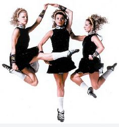 Irish dance.