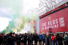 Manchester United clash with Liverpool postponed after fans storm stadium - FOOTBALL FLAME