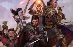 If you're new to character creation, picking a class and figuring out how to build into a fun to play first level character can be overwhelming and intimidating Dungeons And Dragons, Dragon Classes, Dragon Rpg, D D Characters, Fantasy Warrior, Character Creation, Rogues, Geek Stuff, Painting
