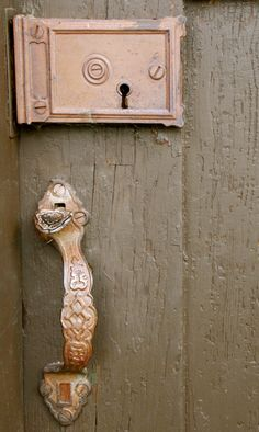 Old Rusty Latch On A Shed Door Stock Photo   854169 | Hinges, Tools,  Hardware | Pinterest | Doors