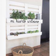 cmo hacer jardineras con palets - Jardineras Con Palets