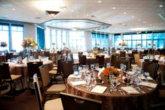 Reception at Stockton Golf & Country Club. Briggs Photography