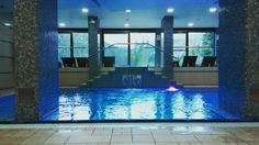 Swimming pool  luxury  beautiful  water  mountains  view  low tatras  Slovakia