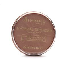 Rimmel London Natural Bronzer - Sun Light >>> Check out this great product.