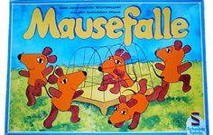 Mausefalle - Die Sendung mit der Maus - Schmidt Spiele