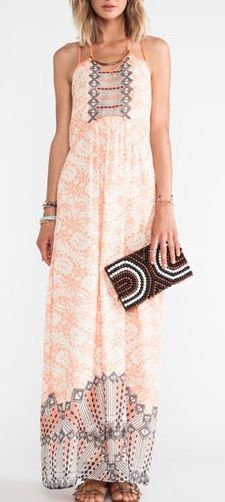 Summer Glam dress 2014 very pretty