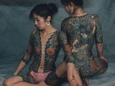 Yakuza, tatuajes y historia - Taringa!@lavello.mf