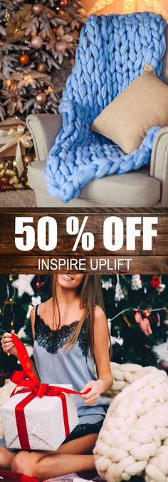 This luxuriously beautiful Handmade Chunky Knit Blanket definitely creates a decorative impact when showcased in any bedroom or living room! Its super-chunky knit makes it a stylish yet neutral… Crochet For Beginners Blanket, Crochet Blanket Patterns, Crochet Ideas, Chunky Blanket, Old Fashioned Recipes, Chunky Crochet, Knitted Blankets, Knitting, Handmade