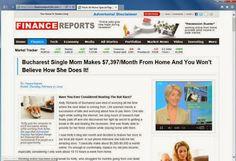 Virus Fix Solution: How to Remove Financereport24.com Redirect Virus