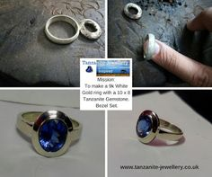 Tanzanite Jewellery Blog: See What We Can Do!