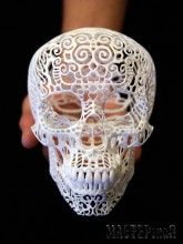 Филигрань черепа