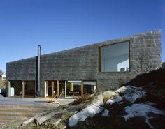 VILLA ASTRID  by Wingårdh Arkitektkontor AB      James Silverman