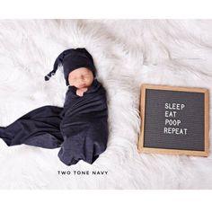Newborn Wrap & Knotted Cap Set, Newborn Boy Set, Newborn Boy ~ Newborn Photography Prop – New born photos New Born Boy, Baby Kicking, Foto Baby, Third Baby, Baby Arrival, Pregnant Mom, Newborn Photography Props, Photography Ideas, Newborn Pictures