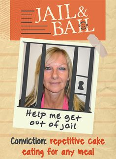 Mugshots of the prisoners for Jail and Bail 2017 in Plymouth.